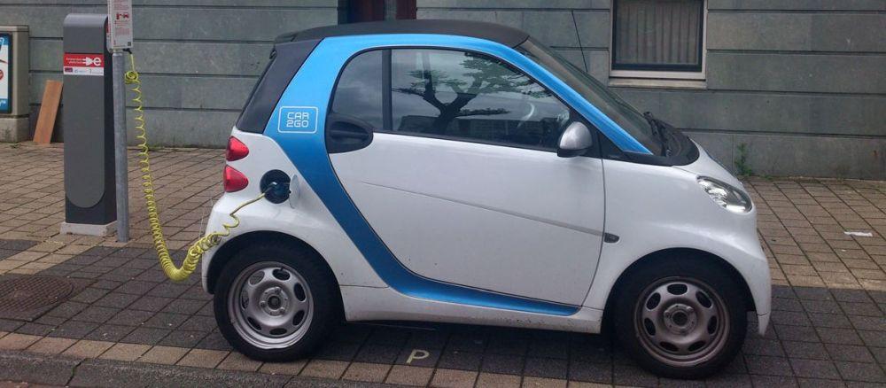 Een Car-2-go blij blog over autodelen voor bedrijven