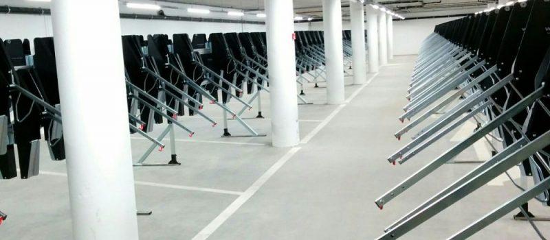 Fietsenstalling medewerkers Antoni van Leeuwenhoek bij blog over fietsenstalling voor werknemers