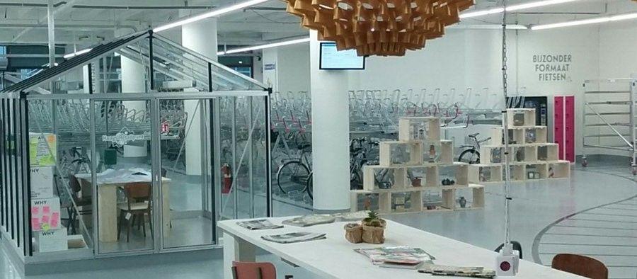 Fietsenstalling Kleine Nobelstraat Den Haag bij blog over fietsenstalling voor werknemers